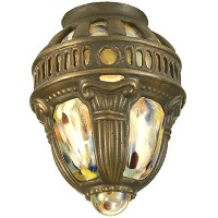 Meyda Tiffany 22089 Sm Crown Replacement Lamp Shade by Meyda Tiffany
