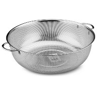 Daixers Stainless Steel Kitchen Colander,Fruits and Vegetables Strainer-Large(11.18*6.29*3.93) by...