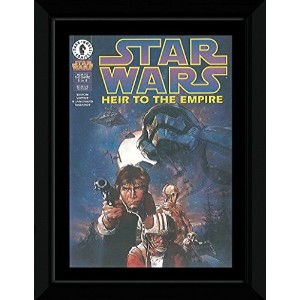 Star Wars - Heir To The Empire Framed Mini Poster - 14.7x10.2cm