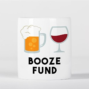 Booze Fund Funny Savings 貯金箱