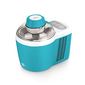 Mr. Freeze EIM-700T Maxi-Matic 1.5 Pint Thermoelectric Ice Cream Maker, Turquoise by Mr. Freeze