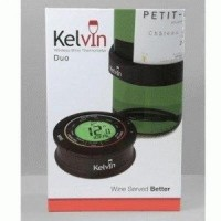 Kelvin Duo Adventure Labs Wine Thermometer [並行輸入品]