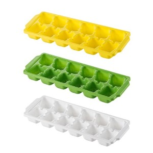 Green Direct Ice Cube Trays It Makes The Perfect Ice Cube for your beloved drink. (3) by Green...