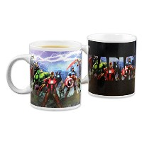 "Marvel Avengers Thermo-sensitive Mug ""Characters"""