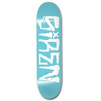 Siren Complete Tag Team Skateboard, Blue, 8.25-Inch [並行輸入品]