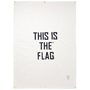 THIS IS THE_GEAR FLAG ギアツール フラッグ 140×200 ホワイト(WH)