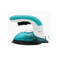 Steam Iron Comfort Handheld Mini Portable Garment Steamer for Travel Gwell 827 & Free Gift (Key...