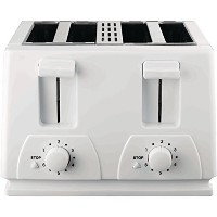 Brentwood TS-264 4-Slice Toaster by Brentwood