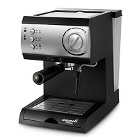 WISWELL Semi Automatic Espresso Machine Milk Steamer DL-310 & & Simple English User's Guide...