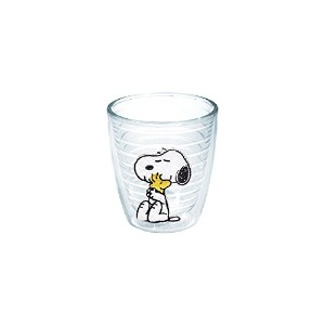 Tervis Peanuts Snoopy and Woodstock Tumbler, 12-Ounce