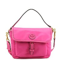 TORY BURCH(トリーバーチ) 斜めがけバッグ SCOUT D.PK 34499 SCOUT NYLON CROSSBODY HIBISCUS FLOWER [並行輸入品]