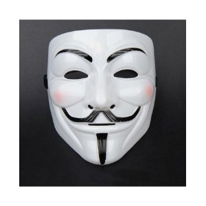 Cosplay Anonymous Halloween Film Guy Masks For Fancy Dress Costume