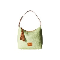 ドゥーニー&バーク Dooney & Bourke レディース バッグ トートバッグ【Patterson Paige Sac】Key Lime w/ Butterscotch Trim