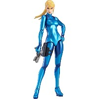 figma METROID Other M サムス・アラン ゼロスーツver. ノンスケール ABS&PVC製 塗装済み可動フィギュア
