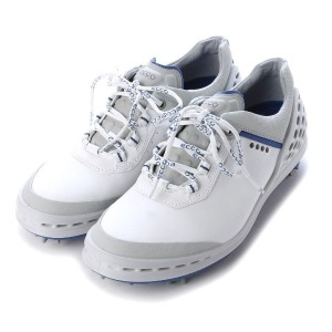 【SALE 39%OFF】エコー ECCO ECCO MEN'S GOLF CAGE (WHITE/ROYAL) メンズ