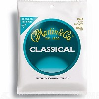 Martin クラシックギター弦 CLASSICAL(Bronze Wound) M-260 Ball End / Regular Tension .028-.043