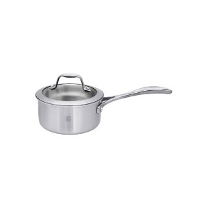 Spirit Saucepan with Lid Size: 1-qt. by ZWILLING J.A. Henckels