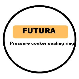 Futura by Hawkins O70-16 Gasket Sealing Ring for 7-Liter Jumbo & 9-Liter Pressure Cooker by Hawkins...