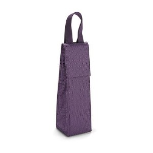 Thirty One Perfect Bottle Thermal in Plum Gingham Pop - No Monogram - 4300 by Thirty-One