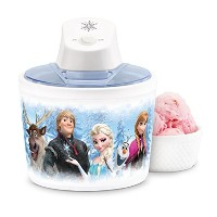Disney DFR-14 Frozen Ice Cream Maker, White by Disney