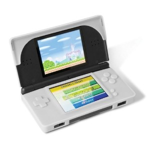Silicone Sleeve(Clear) for Nintendo DS Lite
