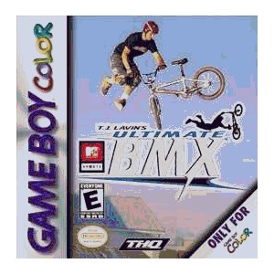 Mtv Sports: Ulimate BMX / Game