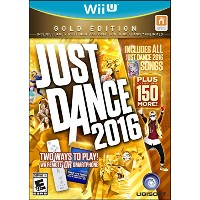 Just Dance 2016 Gold Edition-Nla
