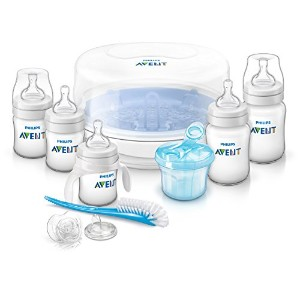 Philips AVENT Classic Plus Essentials Gift Set by Philips AVENT [並行輸入品]