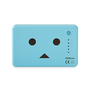 cheero Power Plus 10400mAh DANBOARD Version - FLAVORS - (mint) 大容量 モバイルバッテリー [ 高品質Sanyo/Panasonic電池搭...