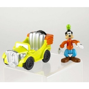 Mickey Mouse Clubhouse Goofy's Figure & Car Pack [並行輸入品]