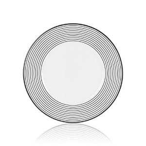 Mikasa Cheers Rings Salad Plate, 8.5-Inch by Mikasa