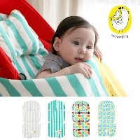 Stroller Liner Seats for Baby Toddler【Icereamfairy】/100% COTTON/Seat Cover/Newborn Gift/Car Seat...