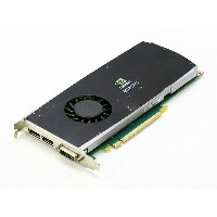 DELL Quadro FX3800 1GB DVI/DPx2 PCI Express 2.0 x16 0T939K【中古】【全品送料無料セール中!】