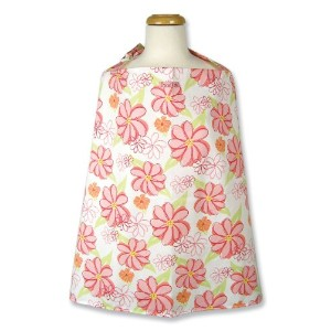 Trend Lab Nursing Cover, Hula Baby Print by Trend Lab