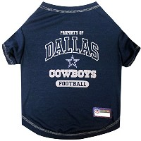 Dallas Cowboys Pet Shirt SM
