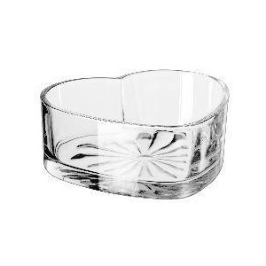 Libbey Heart Bowl Set of 3 by Libbey