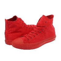 CONVERSE ALL STAR MONOCOLORS VD HI コンバース オールスター モノカラーズ VD HI RED