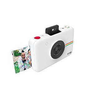Polaroid Snap Instant Digital Camera (White) with ZINK Zero Ink Printing Technology [並行輸入品]