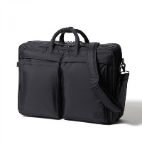(ヘッド・ポーター) HEAD PORTER | BLACK BEAUTY | Laptop 2WAY BRIEF CASE (L) BLACK