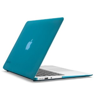 "Speck Products MacBook Air 11"" SeeThru (Satin (Peacock Blue))"