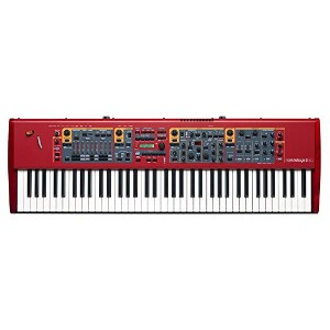 CLAVIA シンセサイザー nord stage 2 EX HP76