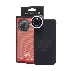 DEATH DIGITAL(デスデジタル)iPhone 7 専用レンズ&ケース DEATH LENS PRO KIT i7 / FISHEYE(魚眼)