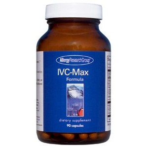 Allergy Research Group, IVC-Max Formula 90 caps