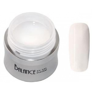 NSI Balance UV Gels - Body Builder Bright White - 0.5oz / 15g