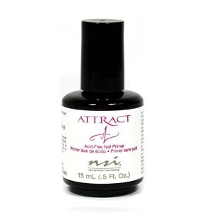 NSI Nail Treatments - Attract Primer - 0.5oz / 15ml