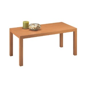 Dorel Home Products Parsons Coffee Table, Natural 並行輸入