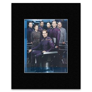 Star Trek - Brannon Braga Group Pic Mini Poster - 40.5x30.5cm