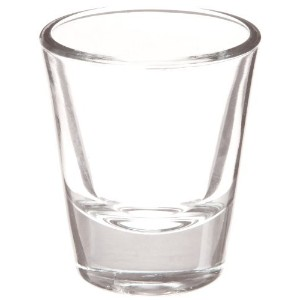 Anchor Hocking 3661U 2 Inch Diameter x 2-1/4 Inch Height, 1.5-Ounce Whiskey Glass (Case of 72) ...