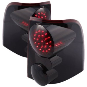 Spyder Auto ALT-ON-FEXP02-LED-RS Ford Explorer 4-Door/Mercury Mountaineer Red/Smoke LED Tail Light ...