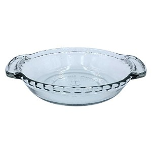 Anchor Hocking 79033 Anchor Hocking 6 Mini Pie Plate Oven Basics, Clear